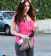 Megan Fox In Los Angeles - July 12