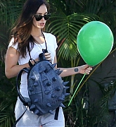 Megan Fox In Toulca Lake - September 28