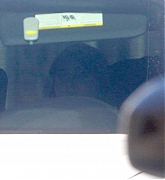 Megan Fox Driving A Car in West Hollywood - August 24
