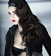 Megan Fox for  Armani Idole Shoots