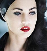 Megan Fox for  Armani Idole Shoots