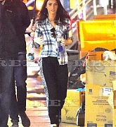 Megan Fox Films Teenage Mutant Ninja Turtles 2 Set Photos